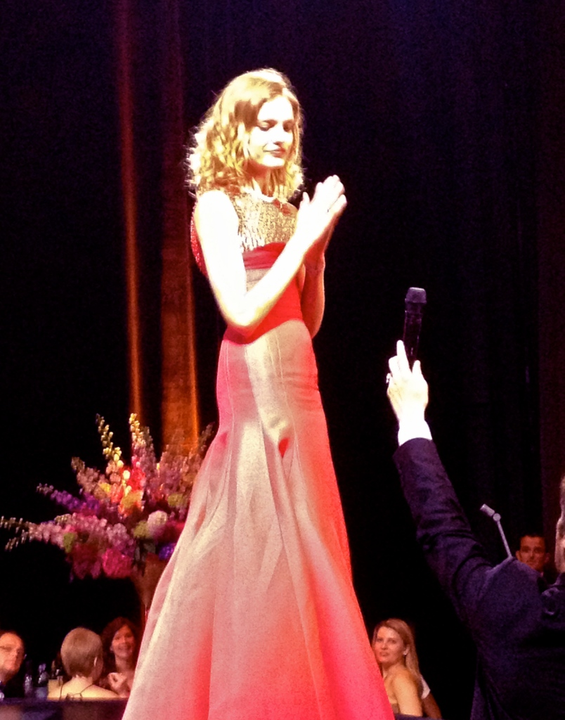Natalia Vodianova the perfect Host
