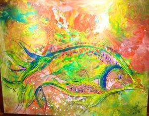 Fish by Chau-Giang Thi Nguyen