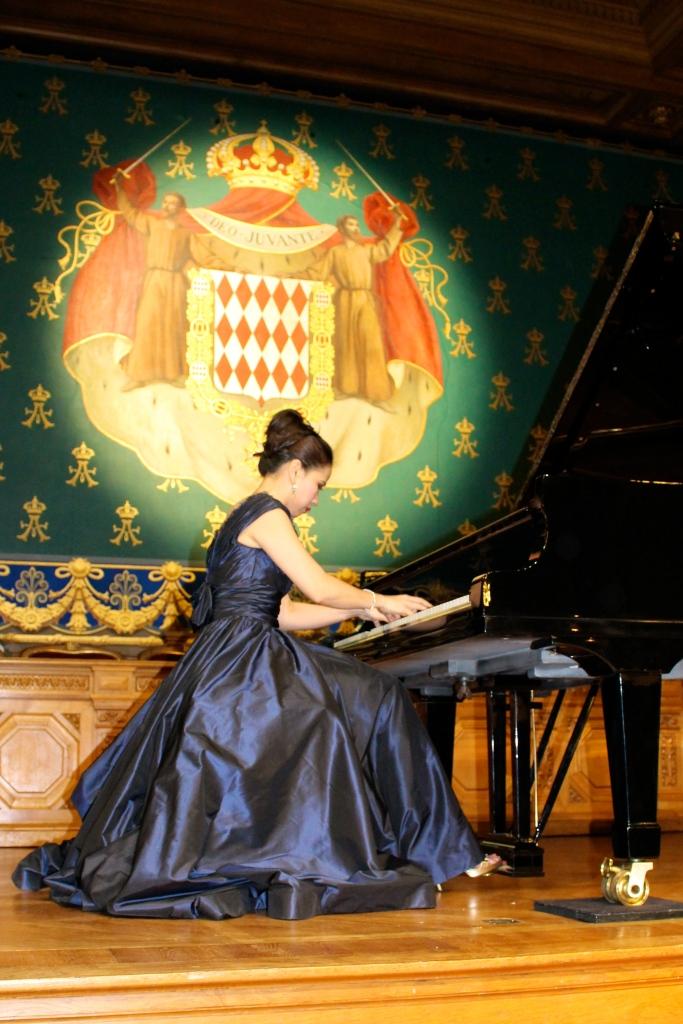 Pianist Chau-Giang Thi Nguyen