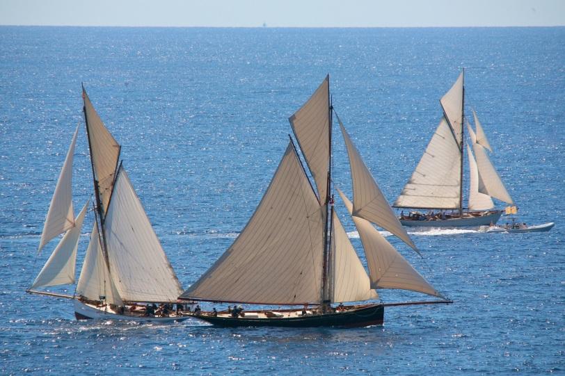 Classic Yacht Race Thurs Sept 12